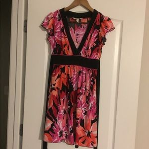 Small Floral Dress